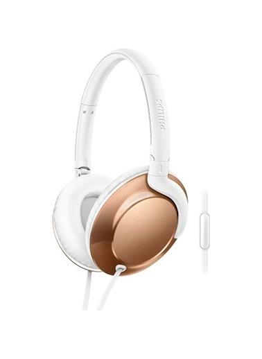 Philips SHL4805RG Flite Serisi Mikrofonlu Kafabantlı Kulaklık Beyaz